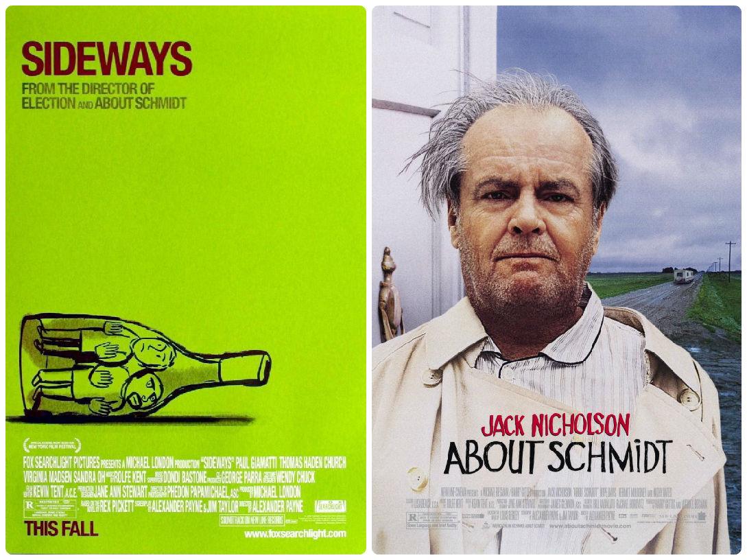 sideways - about schmidt