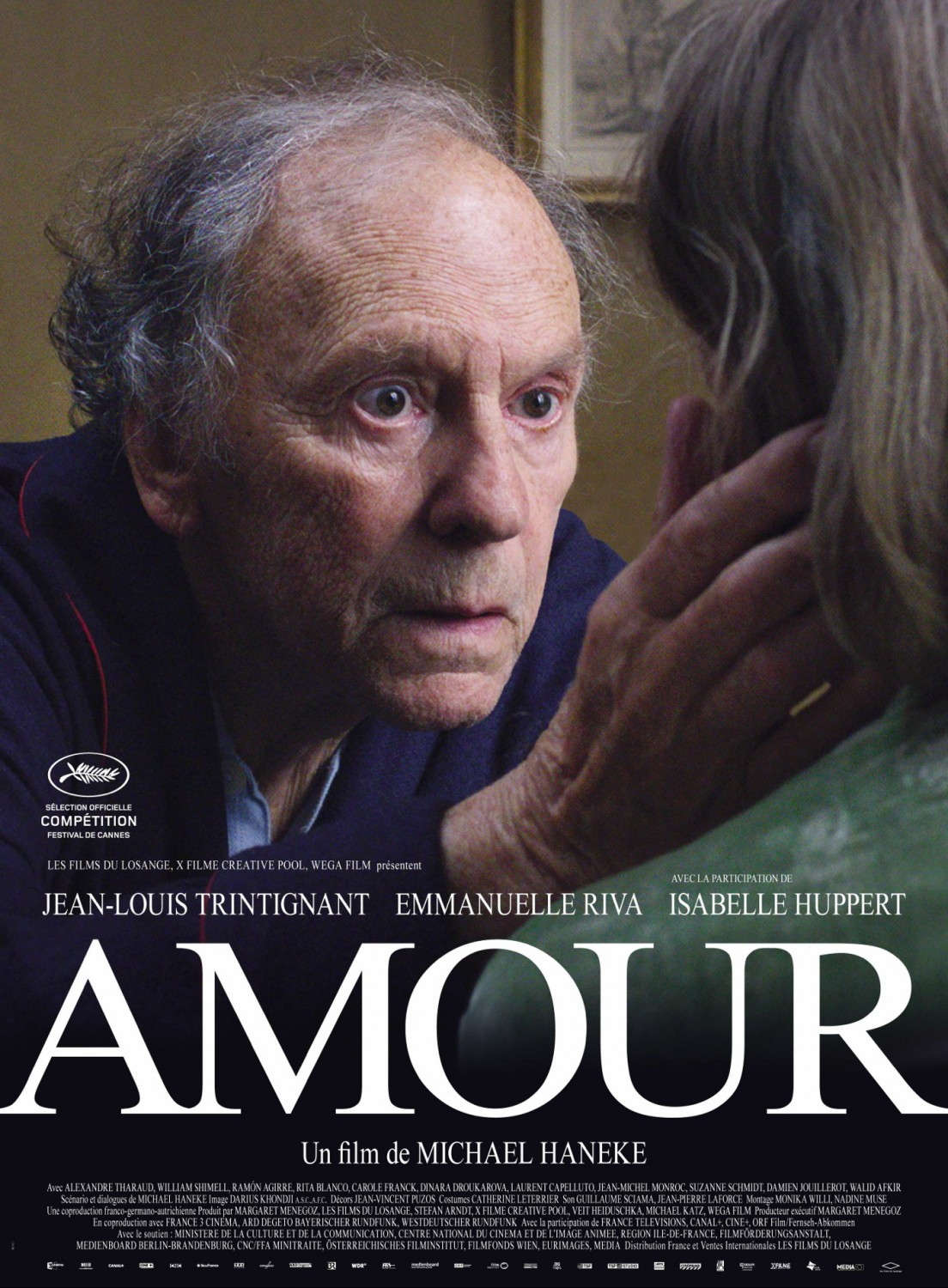 amour - poster