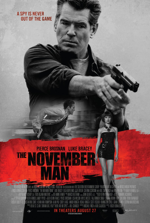 november man - poster