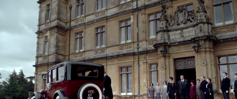 #11 – Downton Abbey