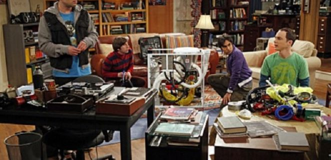 #14 – The Big Bang Theory