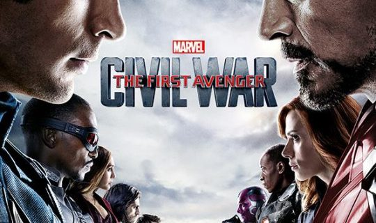 #149 – Captain America: civil war