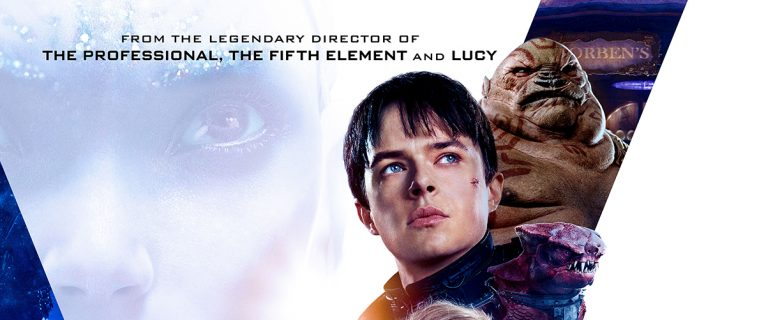 #14 –  Valerian and the City of a Thousand Planets