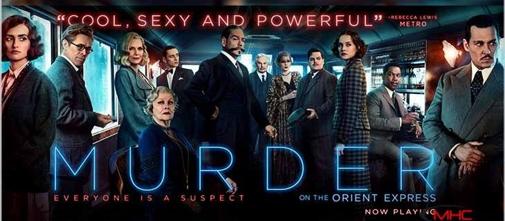 #216 –  Murder on the Orient Express